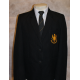 Brass Band Concert Blazer with Embroidered Pocket