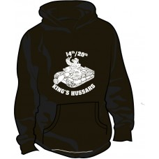 14/20 KH Black Hawks Hoody (Memorial Fund)