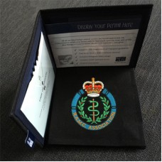RAMC Blue Badge Wallet