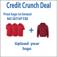 Credit Crunch Deal - 3 + 1