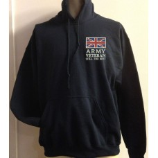 Army Veteran Union Jack Hoody